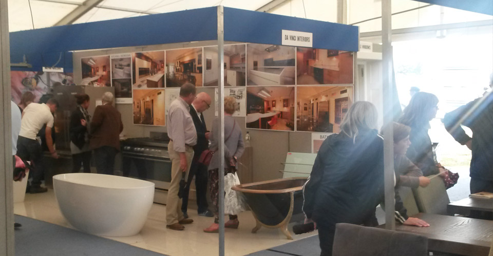 Exhibition Stand Builders Kent : Ideal home roadshow homes interiors